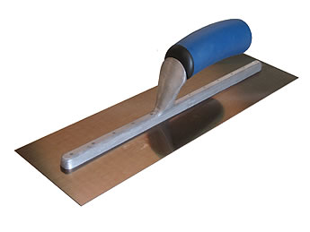 FULL MOUNTING RIVETED FINISHING TROWEL